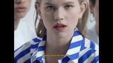 Nadya Yumasheva for AQUA KENZO Advertising campaign