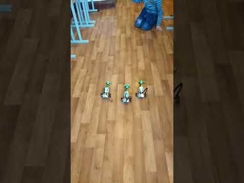 Детский центр робототехники Умник - скоростные гонки
