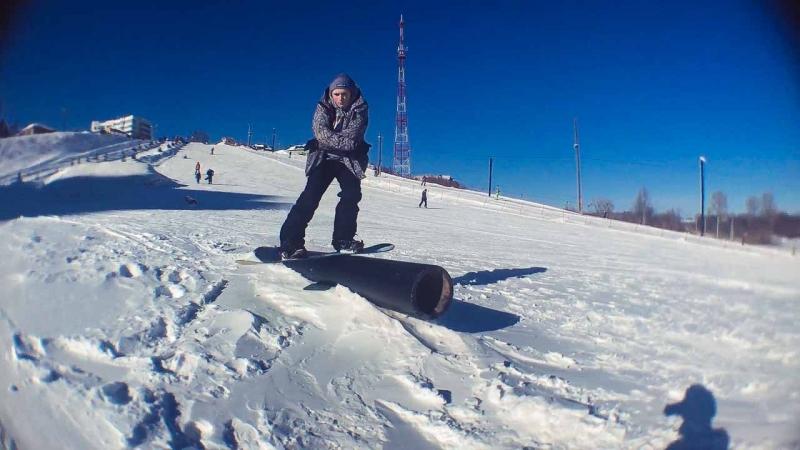 Гуру сноубординга