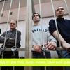 Акция солидарности с узниками 6 мая в Омске