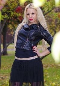 Анна Широкова, 16 марта 1989, Новосибирск, id11199791