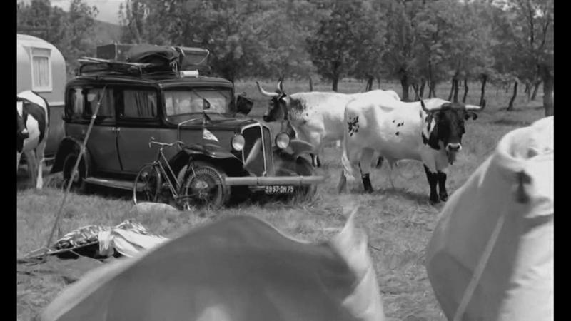 Такси, прицеп и коррида (Франция, 1958) HD1080, комедия, Луи де Фюнес