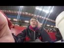 ЦСКА - Цревна Звезда! Атмосфера трибун, флэш-интервью с GoodMax и выход ЦСКА в с