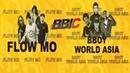 FLOW MO vs BBOYWORLD ASIA CREW TOP8 @ 2018 BBIC World Finals Day 3 LB PIX x STAYORIGINALSF