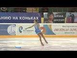 Юлия Липницкая ПП Чемпионат России 201112 Russian Nationals Ladies FS