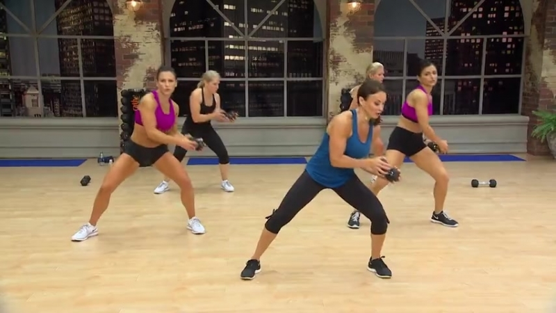 7 Low Impact HiiT Two Ripp with HiiT