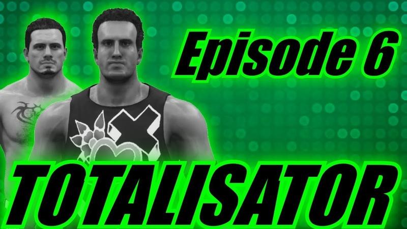 WWE2K19 Universe Mode | TOTALISATOR Ep6.