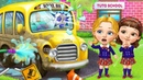 Sweet Baby Girl Cleanup 6 - Cleaning Fun At School - TutoTOONS Learning Games For Kids