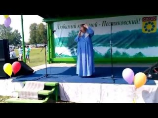 День города Пестяки Нина Ярнова
