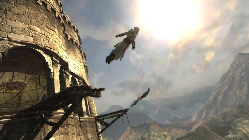 Assassin's Creed I Тропой средневекового убийцы I Серия 2