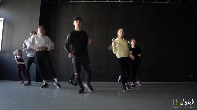 Choreography by Andrii Osadchuk Cardi B - Crip feat. Migos