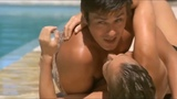 Alain Delon & Romy Schneider 's Passionate Kiss