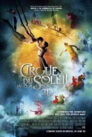 Цирк дю Солей: Сказочный мир / Cirque du Soleil: Worlds Away (2012)