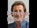 Domenico Modugno - canta-autor, compositor, guitarrista y actor italiano