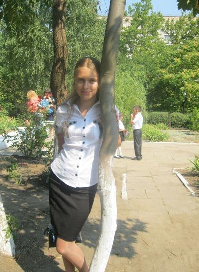 Кристина Бажанова, 12 марта , Ильичевск, id134848093