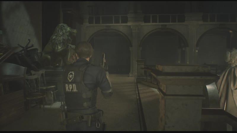 прохождение игры RESIDENT EVIL 2 BIOHAZARD RE2 1-Shot Demo