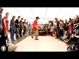 | Awesome Battle | 31.08.13 | Hip-Hop Beg | Malkov Gleb vs Olya Lego |