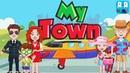 Игра MY TOWN HOME😜 ОДЕВАЮ ЧЕЛОВЕЧКОВ игры ДЛЯ ДЕТЕЙ😍 мультик ДЛЯ ДЕТЕЙ МиЛаЯ ДаШа 😅