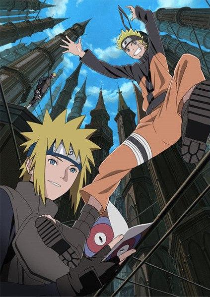 Наруто 5 фильм смотреть онлайн бесплатно (Naruto Movies 5)