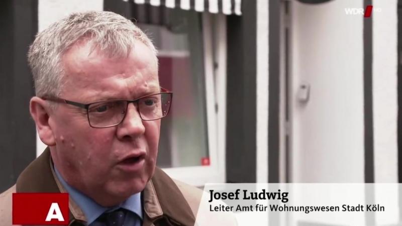 Einzimmerwohnung für Flüchtlingsfamilie Stadt Köln zahlt 6.700 Euro Monatsmiete