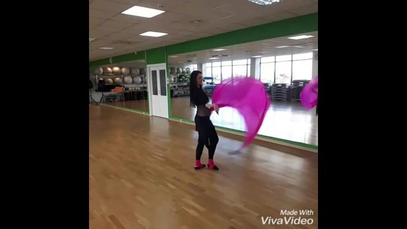 Voi dance, импровизация
