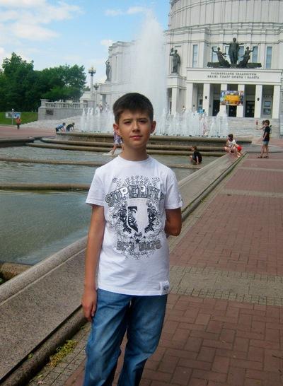 Стас Кацуба, 11 января , Минск, id145878795