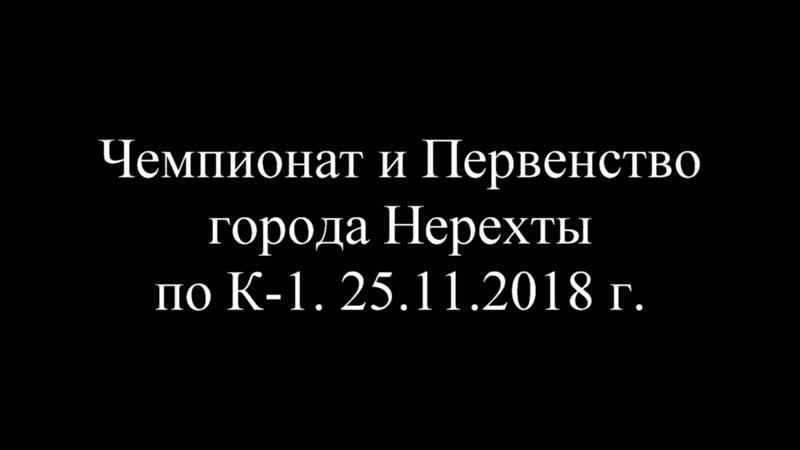 Ч и П г. Нерехты по К-1 25.11.2018г.