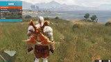 Моддер добавил в GTA V персонаж KRATOSA для игры GOD OF WAR III