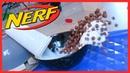 Nerf машина для завтраков или Трикшот Цепная реакция для Нёрф прокачка