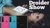 Samsung с 4-мя камерами, ставить ли iOS12 и браслет Xiaomi c ЭКГ Droider Show #384