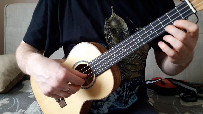 Урок на укулеле самые простые мелодии, которые сыграет каждый!