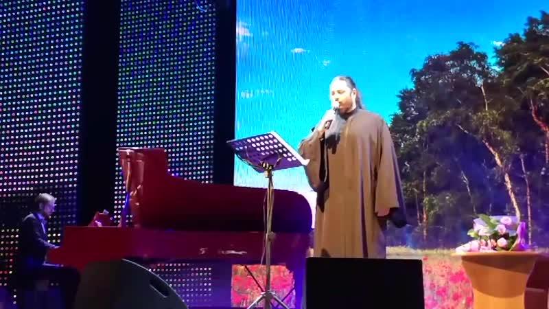 Концерт иеромонаха Фотия Томск 18 11 2018