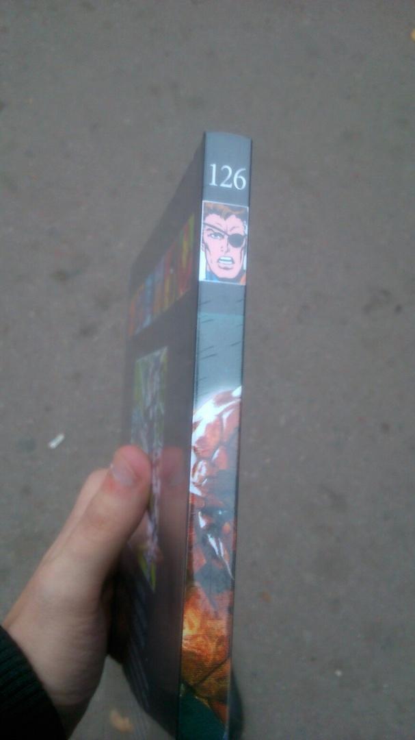"""Marvel Официальная коллекция комиксов №126 - Ник Фьюри. Агент """"ЗАЩИТЫ"""". Книга 2"""