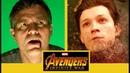 AVENGERS INFINITY WAR VFX Reel Digital Domain 2018 Marvel