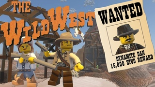 Free Wild West Content for LEGO Worlds!