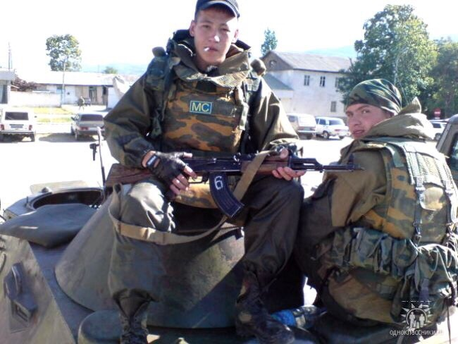 8 августа 2008 года погиб рядовой Раушан Мухамедович Абдуллин, разведчик-сапер 6...