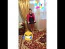 Танцует девочка под песню Зависимы 13 07 18