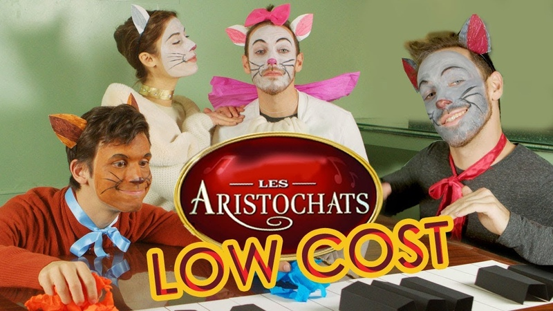 LES ARISTOCHATS LowCost Alex Ramires Guests