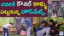 Housemates Holds Kaushal Legs, Eggs Task | Telugu Bigg Boss 2 Latest Episode | Nani Bigg Boss | Myra