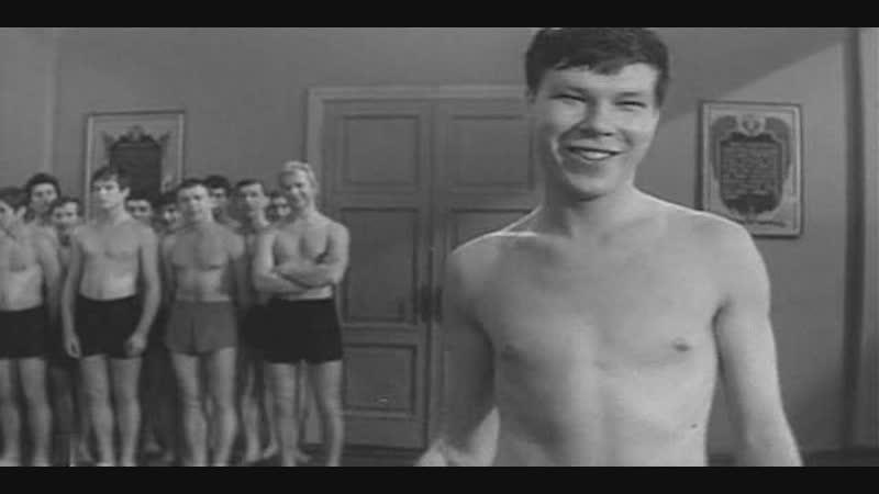 Нейтральные воды 1968, СССР, киноповесть