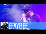 EFAYBEE - French Beatbox Championship '13 - Eliminations