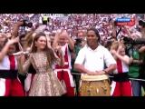 Роналдиньо танцует под русскую народную песню