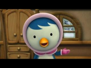 «Пингвиненок Пороро. Pororo the little Penguin». 48 серия