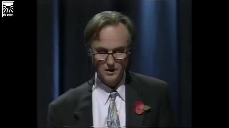 Ричард Докинз — Наука, заблуждение и жажда чуда. (1)