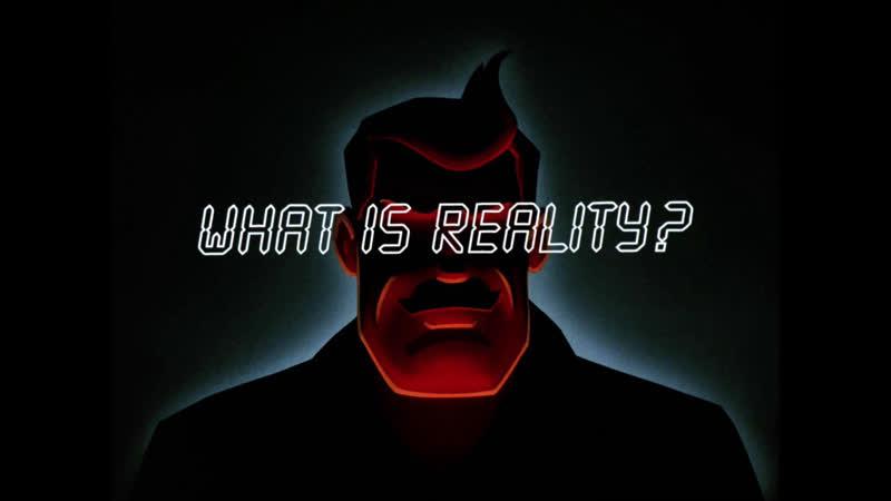 Бэтмен 48 серия S01E45 Что такое реальность русские субтитры
