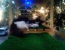 Житель Волгограда построил для своей кошки шикарную лесенку домой с подсветкой…