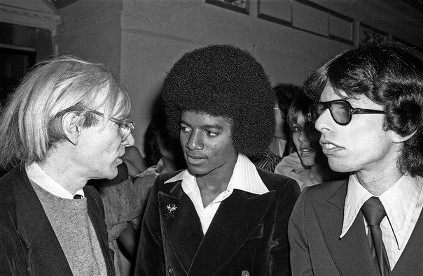 Andy Warhol Family