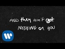 Ed Sheeran Nothing On You feat Paulo Londra Dave Official Lyric Video