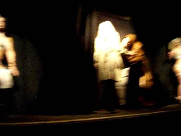 Homo~Futura, live, K17 Berlin, 10.09.2011, Klaustrophobie