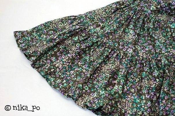 Как сшить юбку или платье